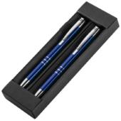 """""""Dyra"""" tollszett - golyóstoll + ceruza - kék"""