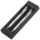 """""""Dyra"""" tollszett - golyóstoll + ceruza - fehér"""