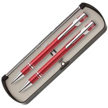 Nadia gravírozható tollszett - golyóstoll+ceruza
