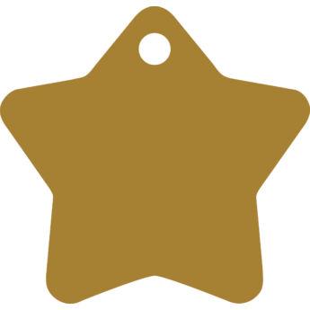 """Star"" biléta - csillag, nagy"