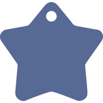 Kutyabiléta - csillag, nagy