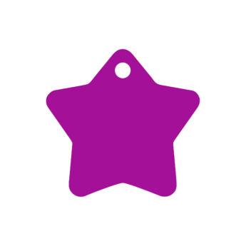"""""""Star"""" biléta - csillag, kicsi"""