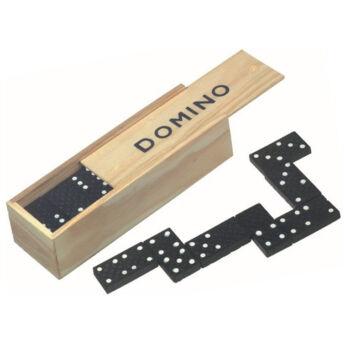 """"""" Becku"""" dominó"""