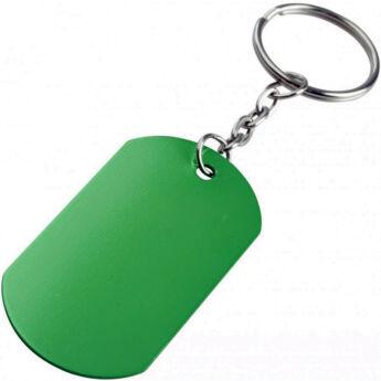 """""""Military"""" kulcstartó - dögcédula alakú"""