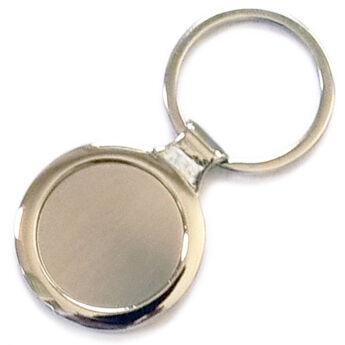 Exeter kulcstartó - www.ajandekgravirozo.hu