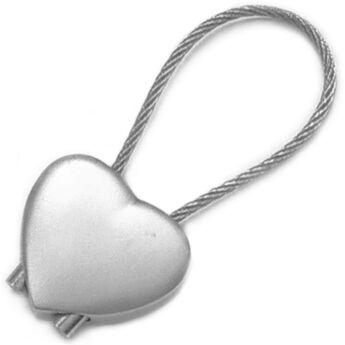 My heart - kulcstartó - www.ajandekgravirozo.hu