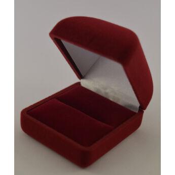 Pilar - velvet jewelry box