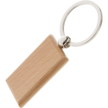 Lanin kulcstartó fából - www.ajandekgravirozo.hu