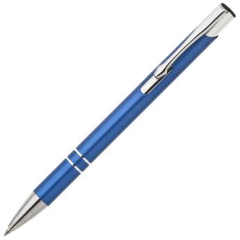 Lua golyóstoll - kék selyemfényű
