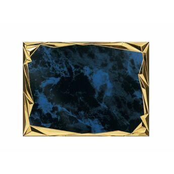 """Annecy"" gravírplakett - 12 x 16 cm"