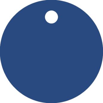 """""""Toby"""" biléta - kör, nagy - kék"""