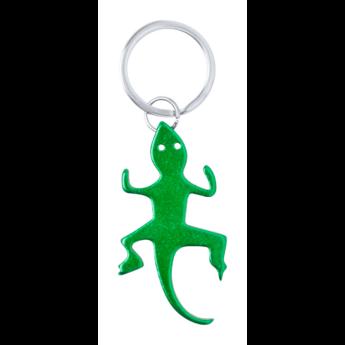 """""""Majts"""" kulcstartó - zöld"""