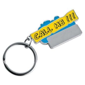"""""""Call Me"""" kulcstartó"""