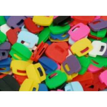 Kulcsjelző - szögletes alakú